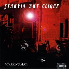 Starvin Art Clique – Starving Art (1998)