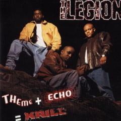 The Legion – Theme + Echo = Krill (1994)