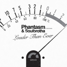 Phantasm (Cella Dwellas) & Soulbrotha – Louder Than Ever (2016)