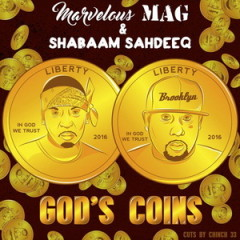 Marvelous Mag & Shabaam Sahdeeq – God's Coins EP (2016)