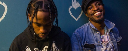 Travis Scott Thinks Andre 3000 & Kendrick Lamar Are The Best Artists