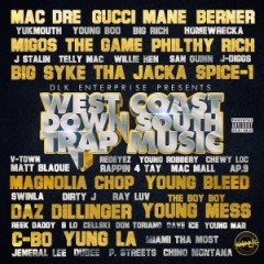 VA – West Coast Down South Trap Music (2016)