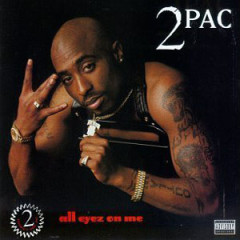2Pac – All Eyez on Me (2CD) (1996)
