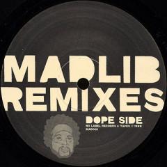 Madlib – Madlib Remixes [Reissue] (2008)