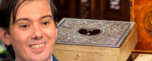 "Martin Shkreli Leaks Wu-Tang ""Once Upon A Time In Shaolin"" Music After Donald Trump Win"
