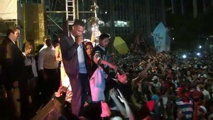 GZA/Genius Wu-Tang Live Concert in São Paulo – Vale do Anhangabaú (MCI 2014)