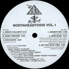 Various Artists – Nodyaheadtodis Vol. 1 (1996)