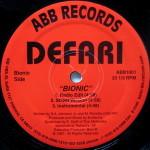 Defari – Bionic (1997)