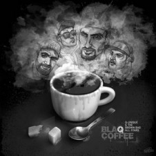Q-Unique & The Brown Bag All Stars  – BlaQ Coffee (2016)