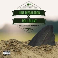 June Mega – The Landshark Invasion EP (2017)