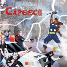 The Mighty Capeech –  The Mighty Capeech (2017)