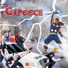 The Mighty Capeech –  The Mighty Capeech (2017)
