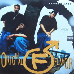 Original Flavor - Beyond Flavor (1993)