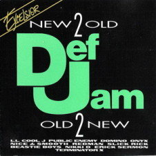 Various Artists – Def Jam: New 2 Old – Old 2 New (1995)