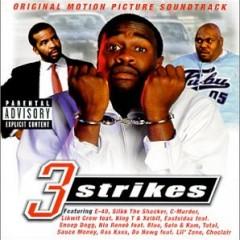 VA – 3 Strikes OST (2000)
