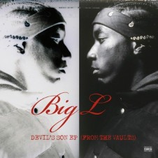 Big L – Devil's Son EP (From the Vaults) (2017)