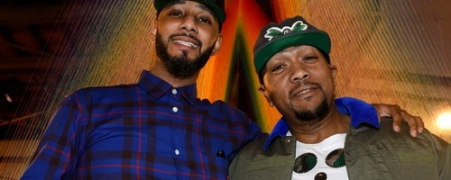 Timbaland Accepts Beat Battle Challenge From Swizz Beatz