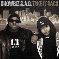 Showbiz & A.G. – Take It Back LP (2017)