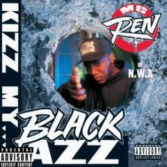 MC Ren – Kizz My Black Azz (EP) (1992)