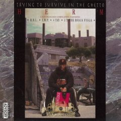 VA – Herm Presents: Trying To Survive In The Ghetto (1993)