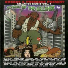 VA – Killahoe Music Vol. 1 – Attack Of The Killahoe (1997)