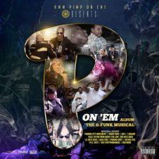VA – P On Em' the G-Funk Musical (2017)