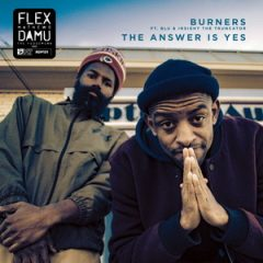 Damu The Fudgemunk & Flex Mathews – Burners (2018)