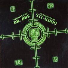 Dr. Dre Present: Group Therapy – East Coast / West Coast Killas (1996) (CDS)