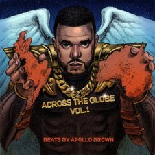 Apollo Brown – Across the Globe Vol. 1 (2018)