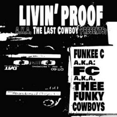 Livin' Proof – Funky Cowboys EP (2018)