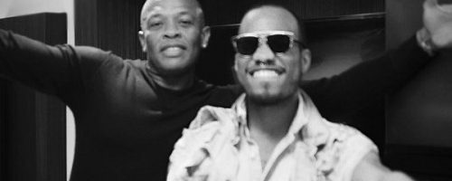 Dr. Dre Is Currently Mixing Anderson .Paak's New Album