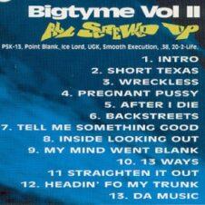 Various Artists – Bigtyme Vol II All Screwed Up (1995)