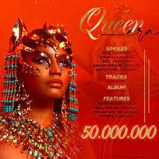 [Amazon] Nicki Minaj – Queen (2018)