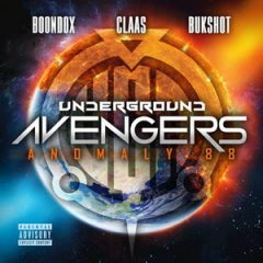 Underground Avengers – Anomaly 88 (2018)