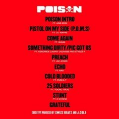 [Amazon] Swizz Beatz – POISON (2018)