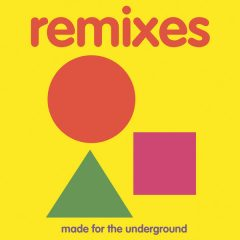 Jazz Spastiks & Penpals – Remixes: Made for the Underground (Deluxe Edition) (2018)