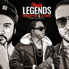 Project Pat & Lil Wyte – Memphis Legends (2018)