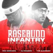 Roc Marciano & The Alchemist – Rosebudd Infantry: The Marcberg Files (2019)