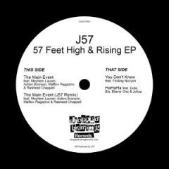 J57 – 57 Feet High & Rising (2018)