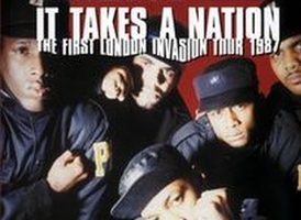 Public Enemy – It Takes A Nation London Invasion Tour (1987) DVD
