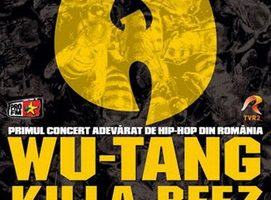 Wu-tang Killa Beez Live in Bucharest (2006)