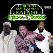 Project Pat, Keak da Sneak & Kafani – Lean and Cookies (2019)