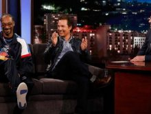 "Snoop Dogg Switched Matthew McConaughey's ""Beach Bum"" Prop Weed For Sticky Icky Icky"