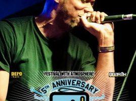 Black Milk Live at Hip Hop Kemp (2014) HDTVRip