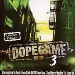 Rah Muzic Presents: Various Artists – Dopegame 3 (2005)