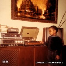 Diamond D – The Diam Piece 2 (2019)