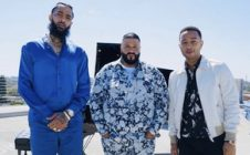 DJ Khaled – Higher ft. Nipsey Hussle, John Legend