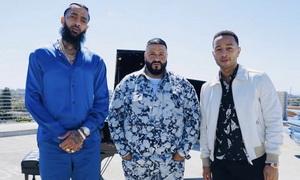 DJ Khaled – Higher ft. Nipsey Hussle, John Legend