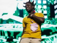 Kodak Black Arrested On Weapons Charges Before Rolling Loud