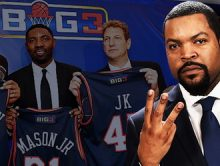 Ice Cube Drops BIG3 Season 3 Theme Song